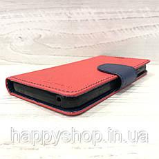 Чехол-книжка Goospery для Lenovo A2020a40 (Vibe C) Красный, фото 3