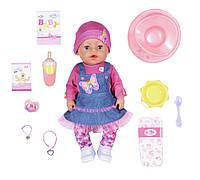 Кукла Zapf Baby Born Нежные обьятия Джинсовый Лук 831298