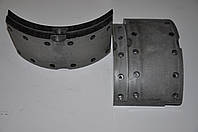 Накладка тормозная Эталон 16,9 мм к-т 4шт