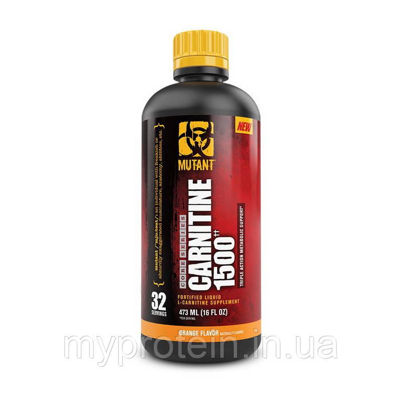 MutantЖидкий л карнитин Carnitine473 ml