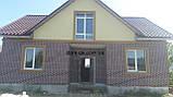 Термопанели фасадные на стеродуре , фактура Руст гладкий, толщина 30 мм, фото 4