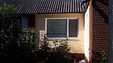 Термопанели фасадные на стеродуре , фактура Колотый кирпич, размер 500х500мм, толщина 100 мм, фото 9