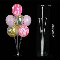 Подставка держатель для воздушных шаров 70см