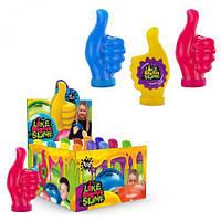 """Жидкий слайм """"Like Bubble slime"""" рус, Dankotoys, лизуны,товары для творчества,игрушки товары для детей,слайм"""