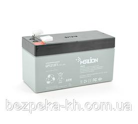 Аккумуляторная батарея  MERLION AGM GP1213F1
