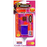 Ароматизатор на зеркало Aroma Car Credit Card