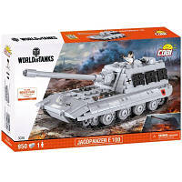 Конструктор Cobi World Of Tanks Jagdpanzer E-100 Krokodil 950 деталей (COBI-3036)