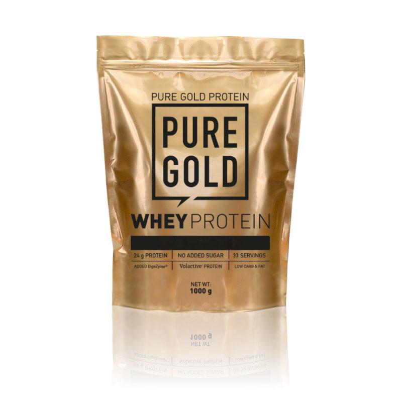 Протеин Pure Gold Protein Whey Protein, 1 кг Шоколад-кокос