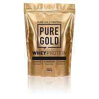 Протеин Pure Gold Protein Whey Protein, 2.3 кг Клубничный шейк