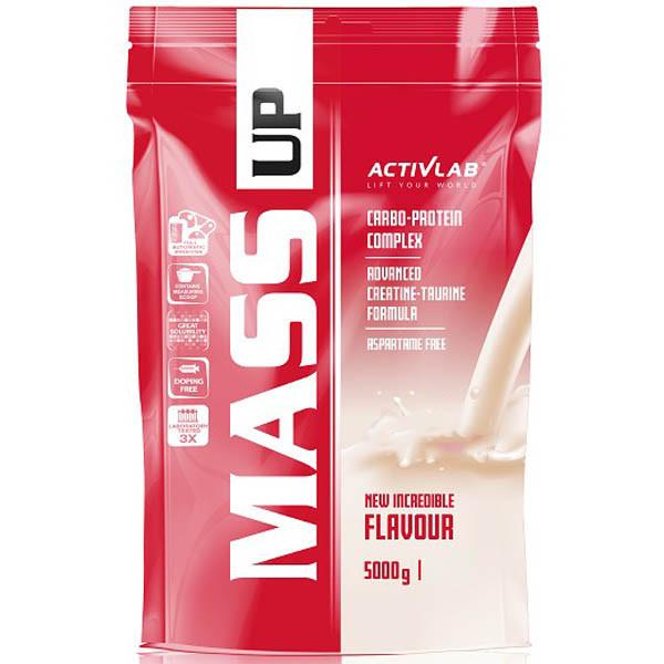 Гейнер ActivLab Mass Up, 5 кг Кофе - ПОВРЕЖДЕННЫЙ