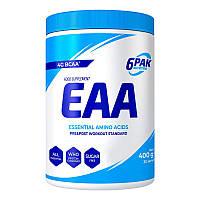 Аминокислота 6PAK Nutrition EAA, 400 грамм Личи
