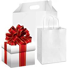 Коробочки, Пакети, Бонбоньєрки, Упаковки для подарунків.