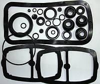 Ремкомплект резиновых деталей к-кт 20шт  для мотоцикла МТ