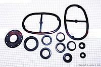 Ремкомплект резиновых деталей к-кт 12шт  для мотоцикла УРАЛ