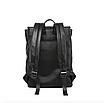 Рюкзак мужской кожаный Feidika Bolo Original Черный, фото 9