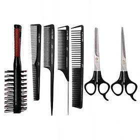 Комплект учебный для парикмахеров SPL, 7 единиц