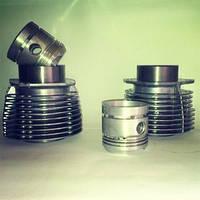 Цилиндр + поршень 2шт  для мотоцикла МТ 650сс-78мм
