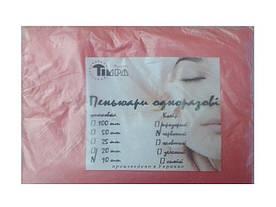 Пеньюар одноразовый Panni Mlada (10 шт.) Розовый