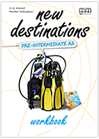 Книга New Destinations Pre-Intermediate A2 Workbook