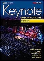 Книга Keynote Upper-Intermediate Workbook with Audio CDs (2)