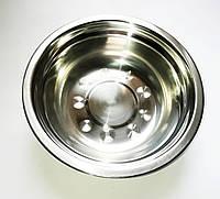 Металева миска 16 см