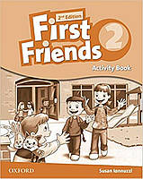 Книга First Friends 2nd edition 2 Activity Book
