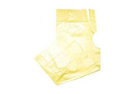 Пеньюар одноразовый Panni Mlada (100 шт.) Желтый
