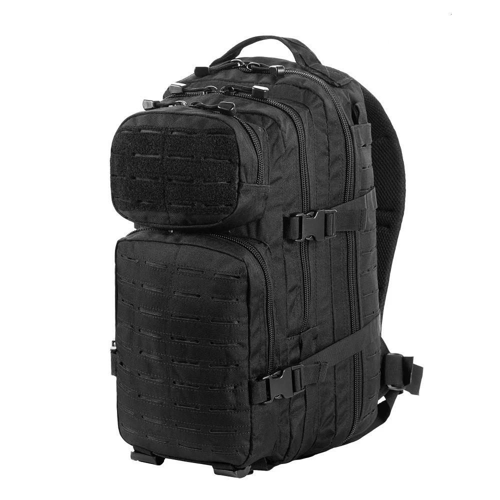 M-Tac рюкзак Assault Pack Laser Cut Black