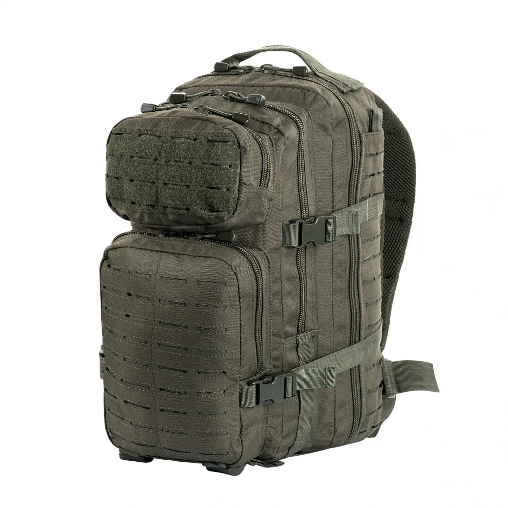 M-Tac рюкзак Assault Pack Laser Cut Olive