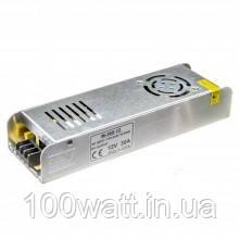Блок питания M-360-12 360Вт 12В 30А с EMC фильтром и регулятором подстройки выходного напряжения