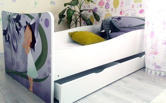 Детская кровать для девочки Дрема Стайл купить киев