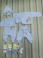 Комплект для новорожденного мальчикам и девочкам, фото 1