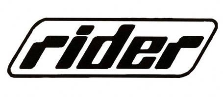 Амортизаторы Rider