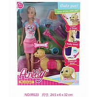 Кукла 99123 Anlily Pet Dog с аксесeссуарами