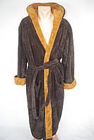 Мужской халат для дома M,L,XL,XXL,XXXL люкс качество
