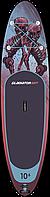 "Сапборд Gladiator ART 10'6"" x 32"" RIDE 2021 - надувная доска для САП серфинга, sup board, фото 3"