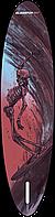 "Сапборд Gladiator ART 10'6"" x 32"" RIDE 2021 - надувная доска для САП серфинга, sup board, фото 4"