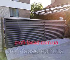 Забор жалюзи Эксклюзив 0,9мм