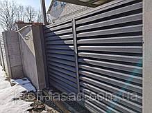 Забор жалюзи Эксклюзив 0,9мм, фото 2
