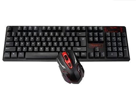 Комплект (гральна клавіатура та гральна мишка) Combo YYS HK6500 model