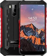 Смартфон Ulefone Armor X5 Pro Dual Sim Black/Red (6937748733836), 5.5 (1440x720) IPS / MediaTek Helio P23 /