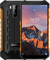 Смартфон Ulefone Armor X5 Pro Dual Sim Black/Orange (6937748733843), 5.5 (1440x720) IPS / MediaTek Helio P23 /