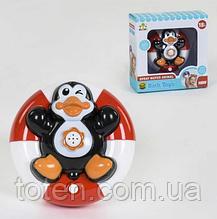 Іграшка водоплавна для купання Пінгвін SL 87030 на батарейках