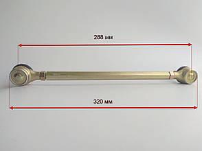 Рулевая тяга квадроцикла с наконечниками 320мм, фото 2