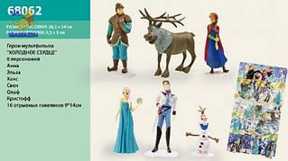 Ляльки герої мультфільмів Холодне серце