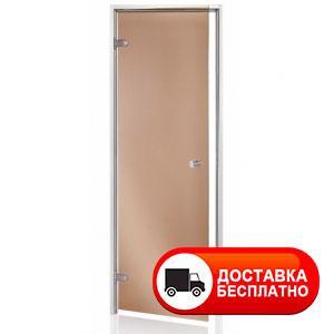Двери для хамама ANDRES матовая