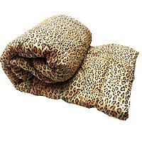 Одеяло Lotus flower холлофайбер 200/220 леопард