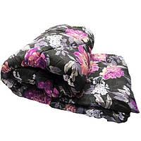 Одеяло Lotus flower холлофайбер 200/220 пионы