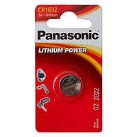 Батарейки Panasonic литиевые CR 1632