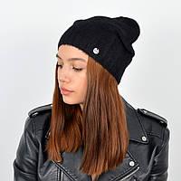 Шапка Астра (альпака) Черный